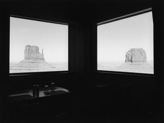 Cafe, Monument Valley
