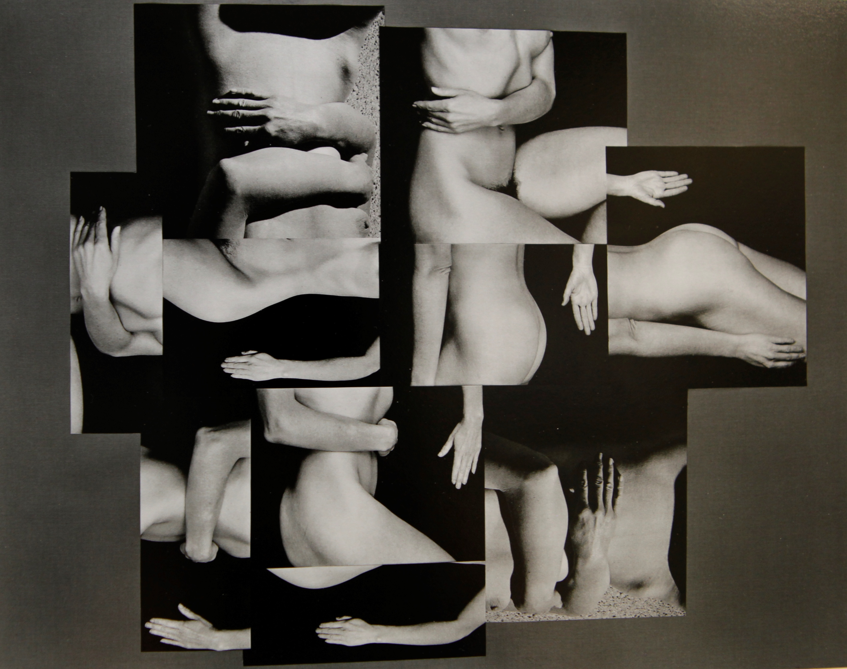 Nude Collage #4