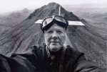 Self Portrait with Biplane - Anne Noggle