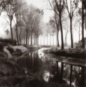 Damme, Belgium, 6-95-5-12, Gelatin Silver Print